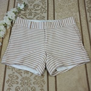 BANANA REPUBLIC WOMAN'S  Shorts SZ 2 beige